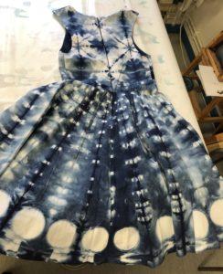 Klänning tillverkad av Stefan